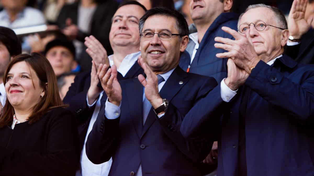 Bartomeu rails against Barcelona detractors