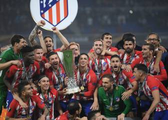 Atleti kings of the Europa League again