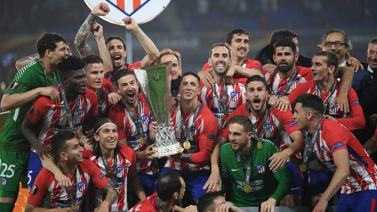 Europa League Final 2018: Marseille 0-3 Atletico Madrid live