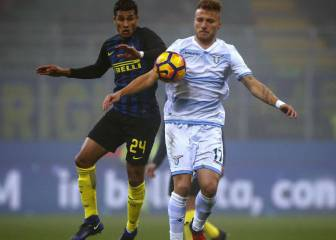 Lazio, Inter Milan in dramatic clash for Champions League spot