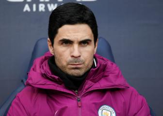 Arteta has qualities for Arsenal job - Wenger