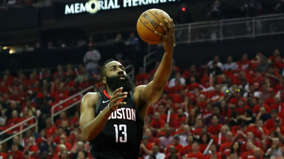 Rockets-Warriors not a 'chess match' for Harden