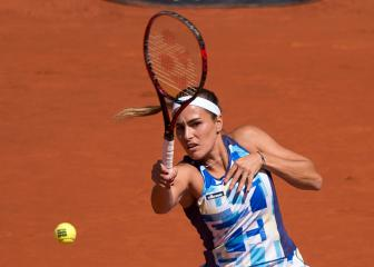 Monica Puig pulls out of French Open with hip strain