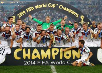 Germany set to win Russia 2018 World Cup