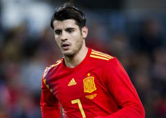 Lopetegui keeps options open on Morata's World Cup spot