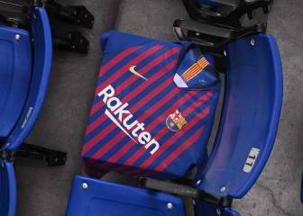 FC Barcelona present new 2018/19 home season kit