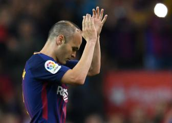 Valverde sees no way of replacing Iniesta