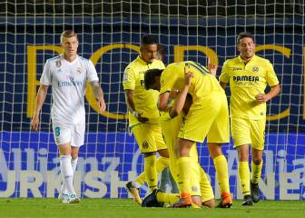 Villarreal fight back to deny Real victory at La Cerámica