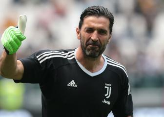 Arrivederci Buffon - the Juventus great's career in numbers