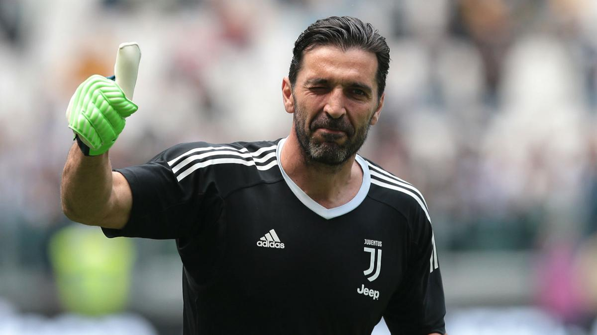 Arrivederci Buffon - The Juventus' greats remarkable career in numbers