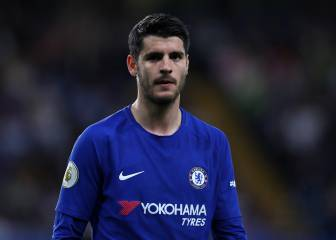 Morata facing Spain World Cup squad axe, says report