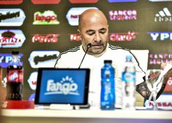 No Icardi in Sampaoli's Argentina squad for World Cup 2018