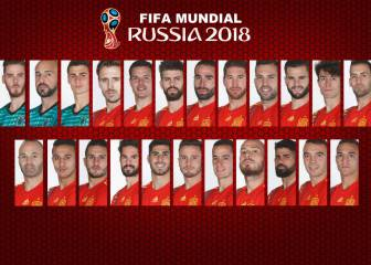 Lopetegui names Spain World Cup 2018 squad: Morata left out, Monreal and Odriozola in