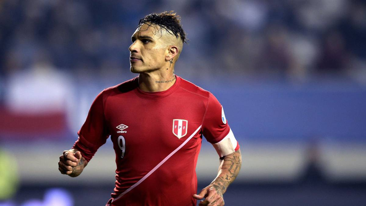 Players' union asks FIFA to allow Guerrero to play in the World Cup