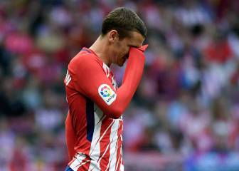 Atleti hope Griezmann won't backtrack on decision to stay