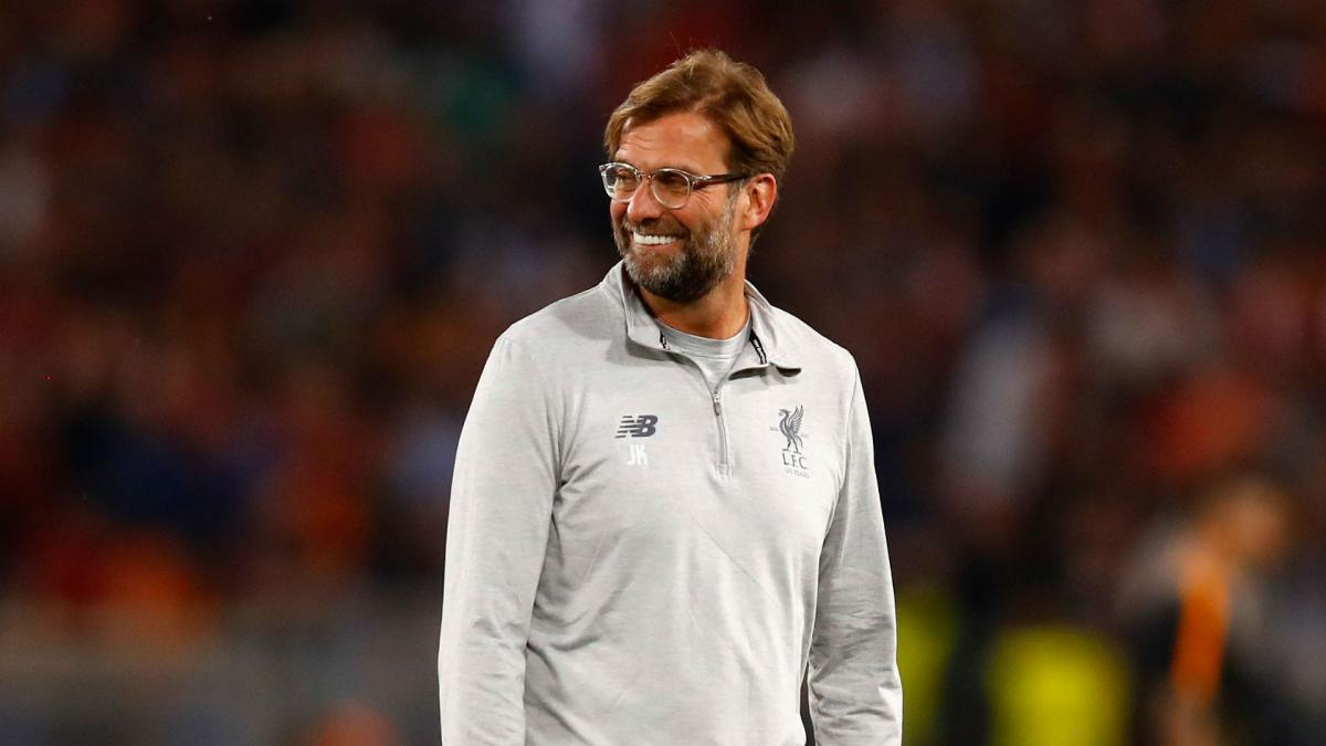 If you Googled 'European nights', Liverpool would be top result - Klopp