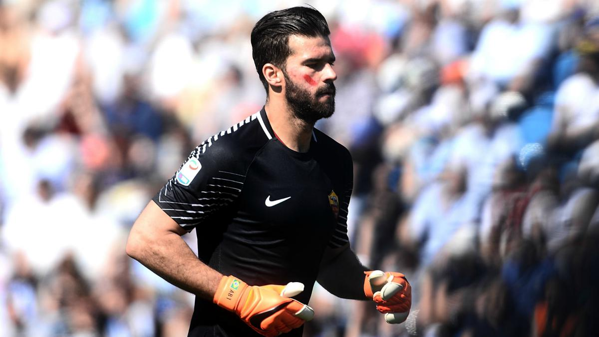 Monchi: Alisson will only leave Roma if I come out of retirement!
