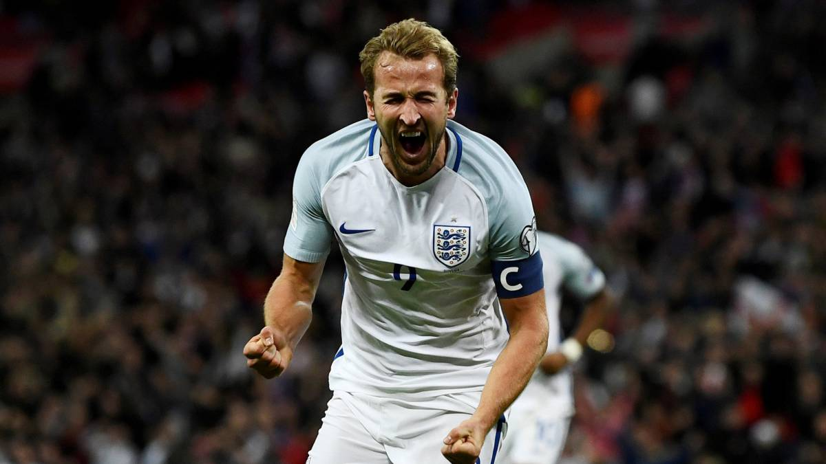 Harry Kane named England captain for World Cup