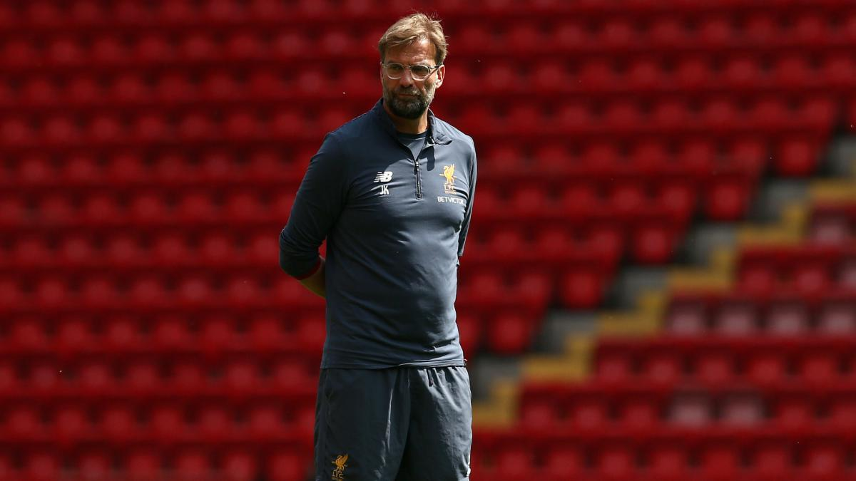 Klopp key to controlling Liverpool emotions, says Alonso