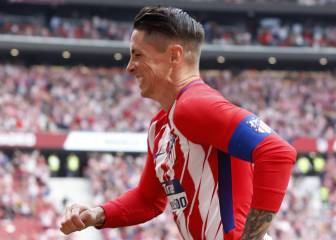 Torres scores in final Atleti game as Rojiblancos edge Nigeria B