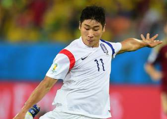 Veteran forward Lee out of Korean World Cup squad