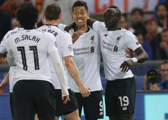 Goals galore and sinking City - Liverpool's road to the final