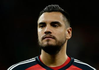 Argentina's Sergio Romero ruled out of the World Cup