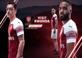 Rwanda signs three-year sleeve sponsorship deal with Arsenal