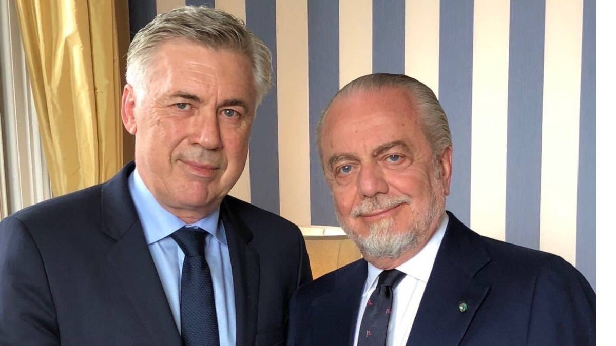 Napoli appoint Ancelotti after Sarri departure
