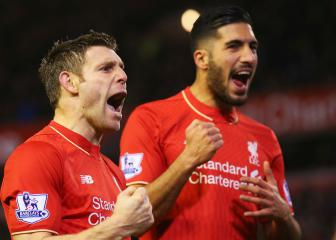 Can Emre play? Yes he Can... and so can Milner