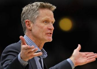 They're using the anthem as fake patriotism - Warriors coach Kerr critical of NFL