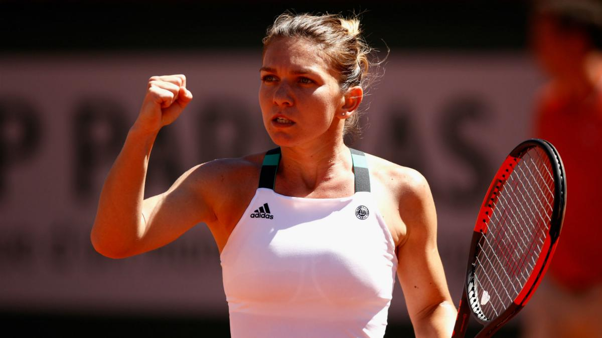 Halep 'stronger mentally' as she seeks first grand slam title