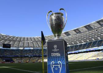 Champions League final: Real Madrid-Liverpool build-up live!
