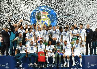 Real Madrid champions of Europe yet again