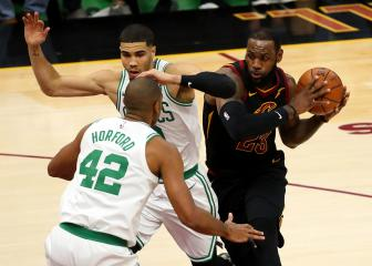 LeBron James saves Cavaliers from elimination