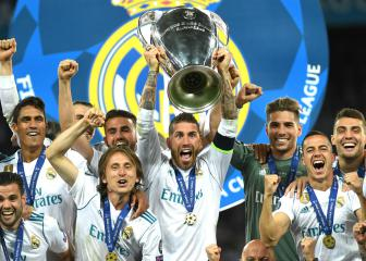 The divine right of kings: Zidane's Real Madrid ride luck all the way to greatness