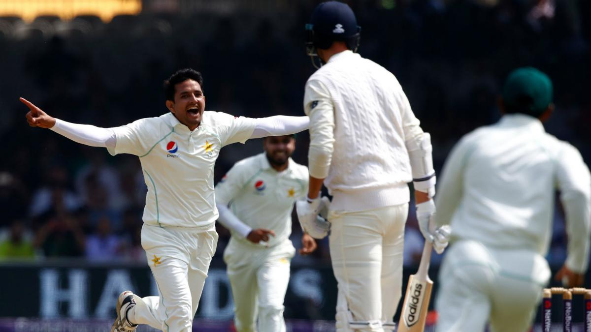 Pakistan complete demolition of sorry England