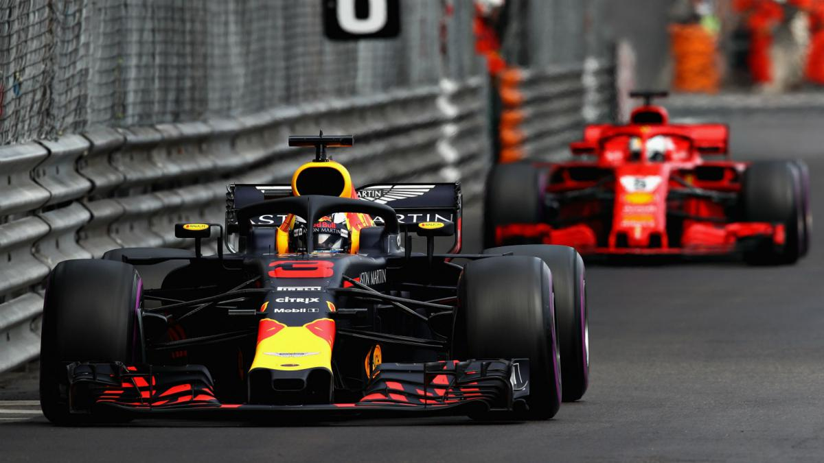 Ricciardo ends Monaco hoodoo despite mechanical issue
