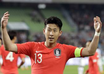 South Korea beat Honduras 2-0 in World Cup 2018 Warm-up