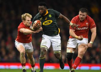 Kolisi to become South Africa's first black Test captain