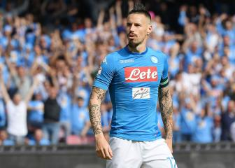 I don't do discounts - Napoli chief demands big bucks for Hamsik