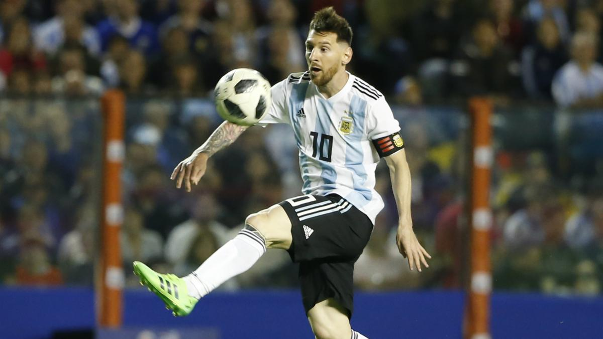 Lionel leads Argentina with three-goal haul – Messi's international hat-tricks