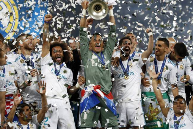 Champions League | Another win for the city of Madrid
