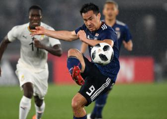 Japan 0 Ghana 2: Errors cost hosts in World Cup send-off match