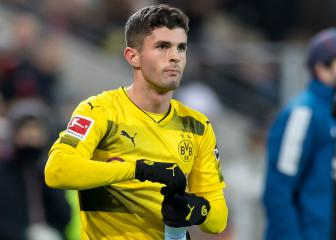 Pulisic to Premier League talk just