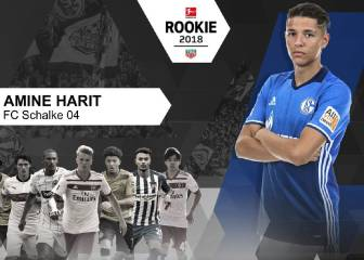 Morocco's Amine Harit wins Bundesliga rookie of the year with Schalke 04