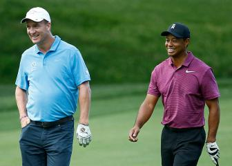Woods responds to Nicklaus' 'learn to win again' comments
