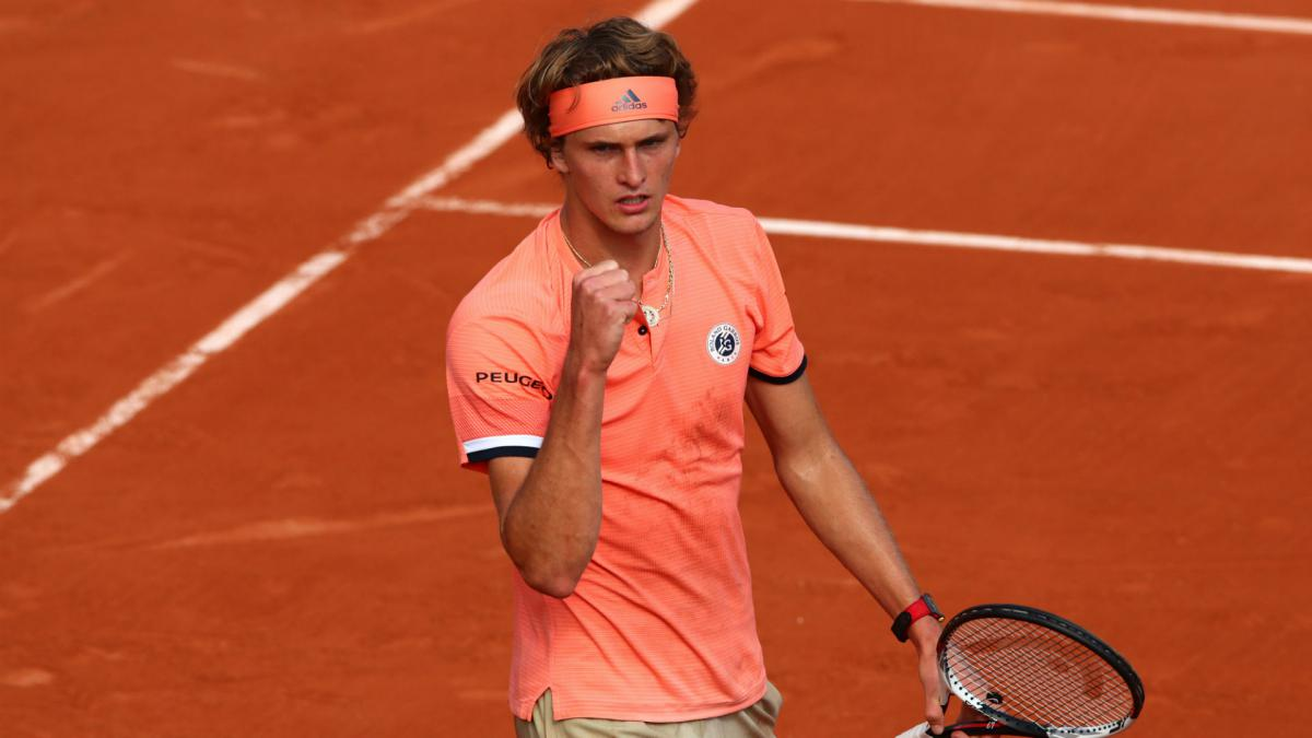 Zverev digs deep to see off Lajovic challenge