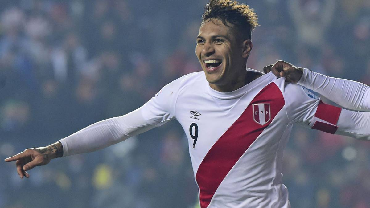 Peru's Guerrero cleared to play in World Cup after court ruling