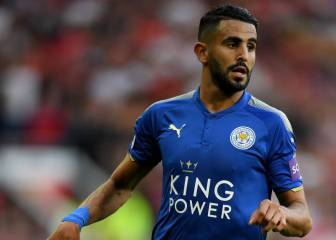 Manchester City close to signing Riyad Mahrez